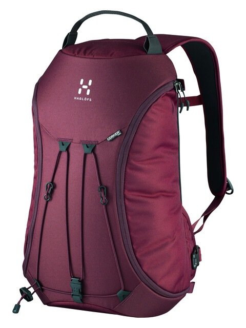 Haglöfs Corker Large Backpack 20 L aubergine